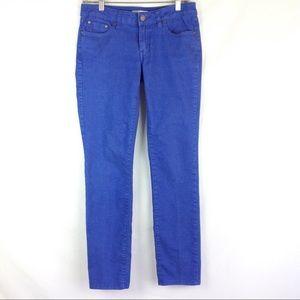"Prana Kara Jeans Women's sz 4 x 29.5"" Blue"